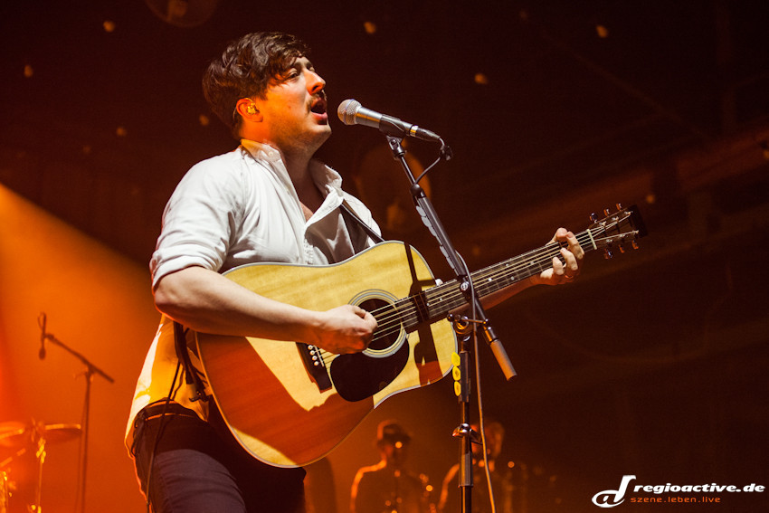 Mumford and Sons (live in München, 2013)